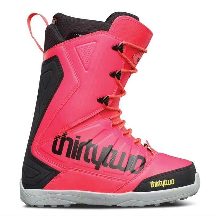 thirtytwo Lashed '17 Snowboard Boots Neon Pink 8 thirty two