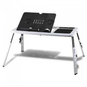 EXECUTIVE LAPTOP WORKSTATION - NEW IN BOX
