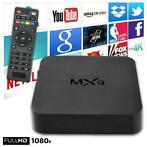 MXQ HD TV Box Mediaspeler Android Kodi - 1GB RAM - 2GB Opsla