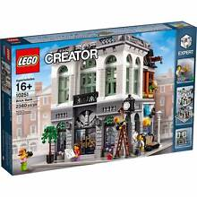 LEGO #10251 Brick Bank Modular Athelstone Campbelltown Area Preview