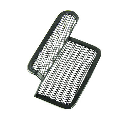 Business Office Card Holder Steel Mesh Home Desktop Collection Desk Stands Black