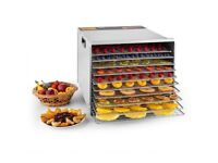 Professional Dehydrator Fruit Jerky Pro 10 - Unused