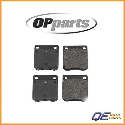 Rear Disc Brake Pad OPparts Semi Met D8167OSM Fits: Nissan 200SX 280ZX 1979-1981