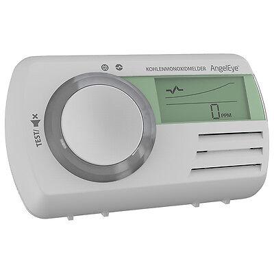 AngelEye CO Melder 7Jahre Batterie Alarm Kohlenmonoxid CO2 Gasmelder 26. 5-3579