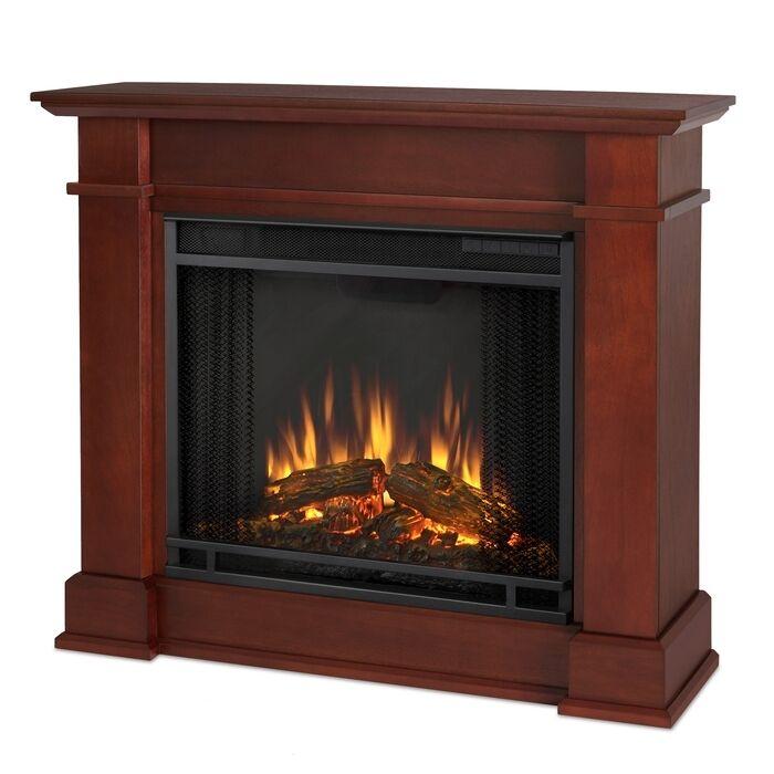 Real Flame Devin Electric Fireplace Dark Espresso 1220E-DE