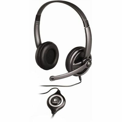 Logitech Clearchat Premium 350 Wired USB Headset -