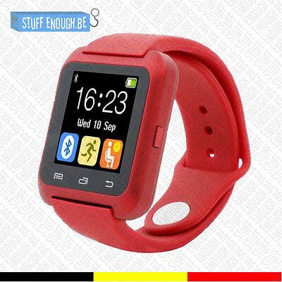 Originele U80 Smartwatch Montre Connecté Bluetooth Internet Android Red comprar usado  Enviando para Brazil