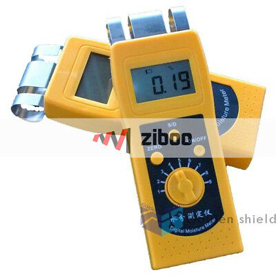 Dm200w High Quality Portable Digital Wood Moisture Tester Meter Dm- 200w.