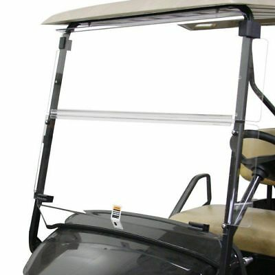 Folding Acrylic Windshield Golf Cart Part for EZGO TXT TXT & Medalist 1994-2014