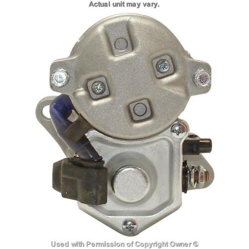 Starter Motor-Duralast Import A/ Fits 90-91 Acura Integra