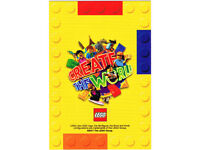 Bundle of Lego create the world Sainsbury's cards. 127 different.Can Post
