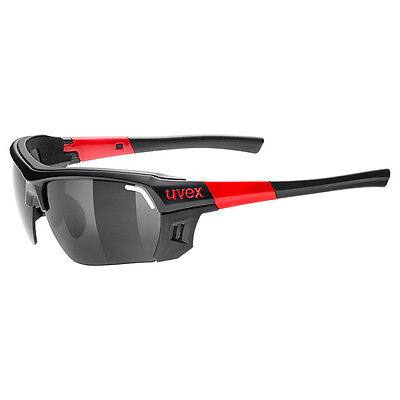 Uvex Fahrradbrille Sportbrille sportstyle 303 ultra black mat