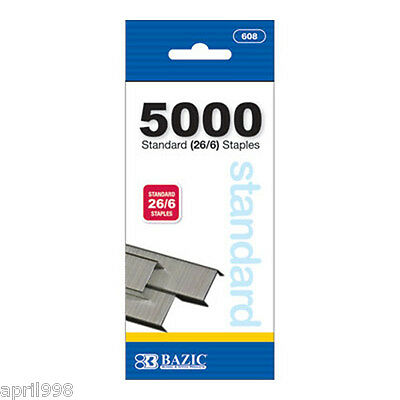 5000 Standard Staples266 Stationary For School Or Office Needs 608