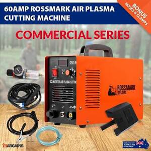 Campmark 60AMP DC Inverter Air Plasma Cutting Machine in Sydney Fairfield Fairfield Area Preview