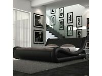 Italian Style King Size Bed Frame For Sale