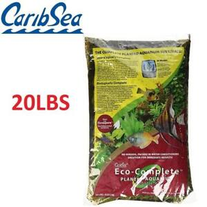 NEW CARIBSEA ECO-COMPLETE 20LBS 209088849 BLACK AQUARIUM