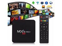 Android Box kodi 16.1 Mxq Pro New Amlogic S905 Quad Core Android 5.1 2.4G wifi MXQ pro TV Box