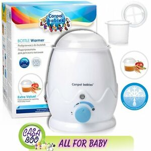 Electric bottle baby food warmer suitable for wideNeck bottles like Avent,Tippee