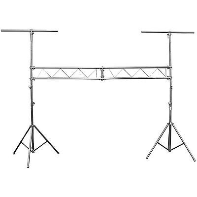 X-Static / Pro X T-LS31M Portable DJ Light Trussing 10 FT Truss w/T-Bars