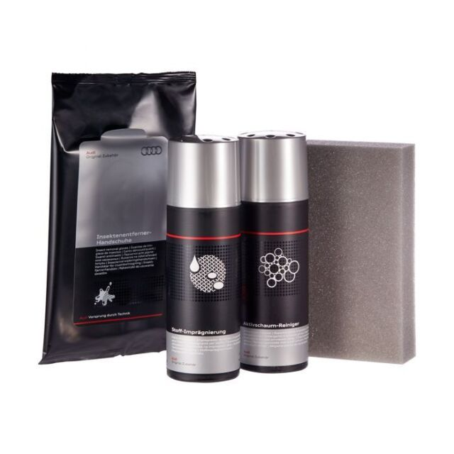 Genuine Audi Cabriolet Convertible Roof Car Care Cleaning Kit EBay - Audi car cleaning kit