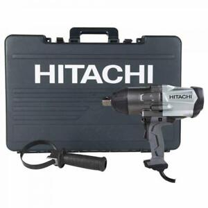 "Hitachi WR25SE 1"" Square Drive Brushless Impact Wrench (Open Box)"