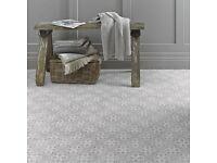 Laura Ashley Floor Tiles Heritage Dove Grey
