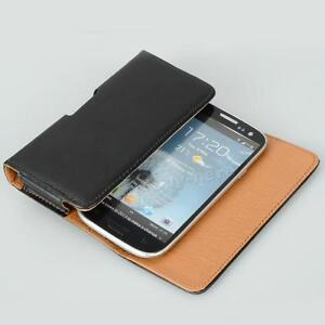 Leather Protective Case Cover for Samsung Galaxy S4 S3 U7