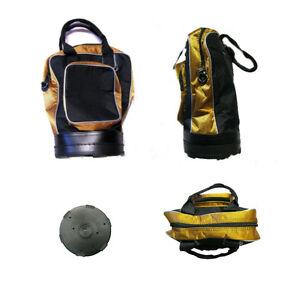 DELUXE PRACTICE BALL SHAG BAG in Black/Metallic Copper