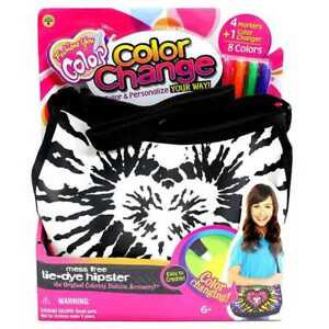 New Creative Fashion Bag Activity  Mess-free tie-dye hipster bag