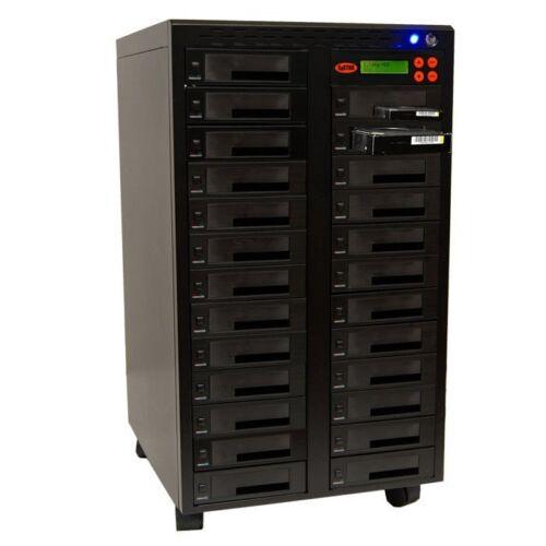 "Systor 1:24 Sata 3.5"" 2.5"" Hard Disk Drive Hdd/ssd Duplicator Eraser - 150mb/sec"
