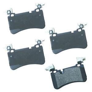 Rear Brake Pads set 1373 fitsMercedes-BenzC63 AMG CLS63 AMG SL