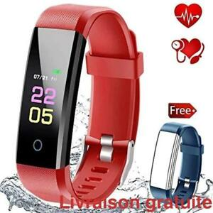 Montre intelligente / Fitness tracker watch   LIVRAISON GRATUITE !!