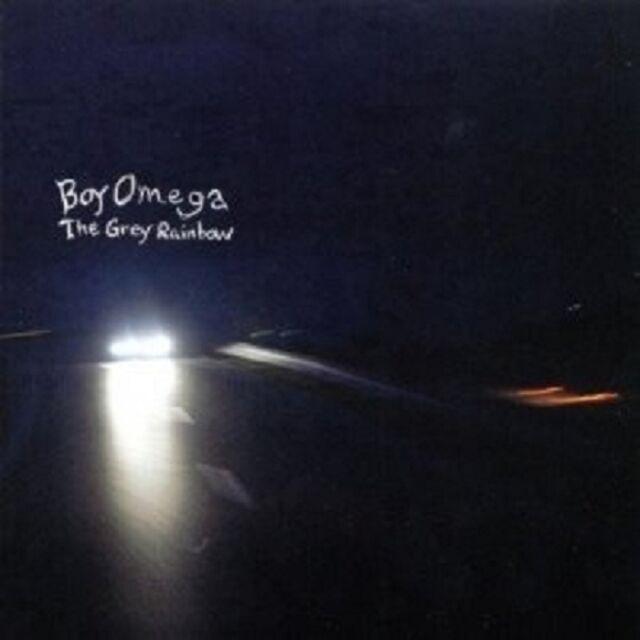 Boy Omega - The Grey Rainbow  CD Neuware