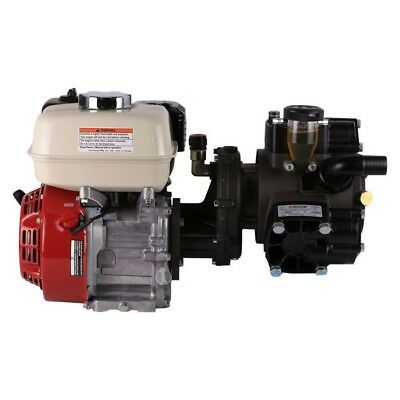 Comet APS51 Diaphragm Pump & Honda GX160QXE Electric Start Gas Engine Assembly