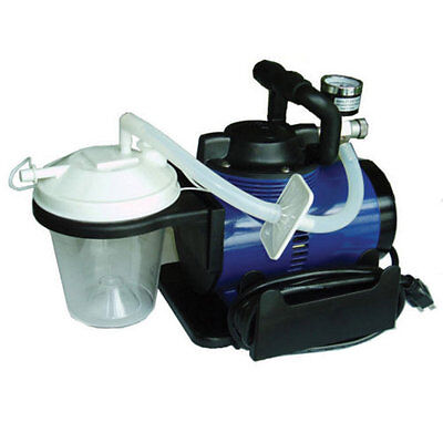 Hygienist Portable High Suction Vacuum Unit Pump Self Contained