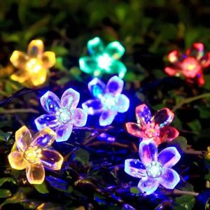 SOLAR Flower lights ( new)