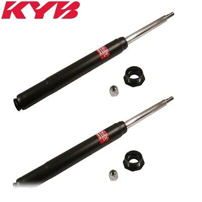 Fits Acura TSX 2.4L l4 GAS DOHC Set Of 2 Rear Shock Absorbers KYB Excel-G 341495