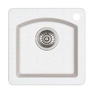 Blanco 400032 Diamond Mini Single Bowl Drop In Kitchen Sink