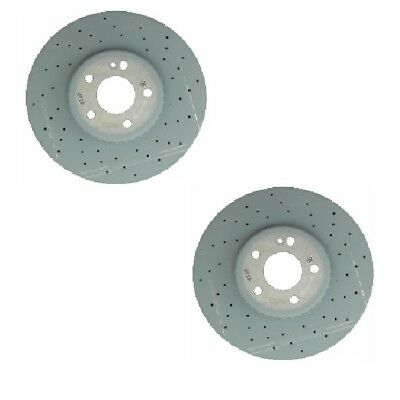 Right Disc Brake Rotor Genuine 0004212312 for Mercedes X253 W205 Front Left