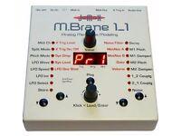 Jomox MBrane 11 Analog Percussion Synthesizer
