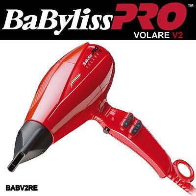 Babyliss PRO Haartrockner Volare BABV2RE