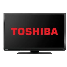 Toshiba 32-inch TV with Freeview - 90