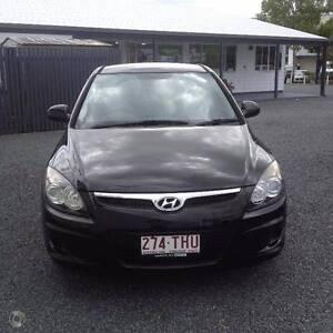 2011 Hyundai i30 Hatchback Mount Pleasant Mackay City Preview