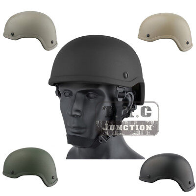 Emerson Tactical ACH MICH 2001 TC-2001 Combat Helmet ABS for Airsoft Paintball ()