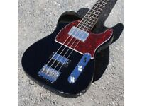 Hutchins Thunderbolt bass guitar