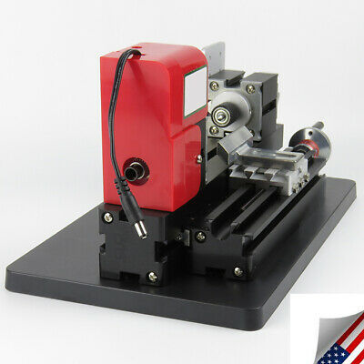Mini Wood Lathe Micro Milling Machine Saw Combined Diy Tool 20000rpmmin 24w Usa