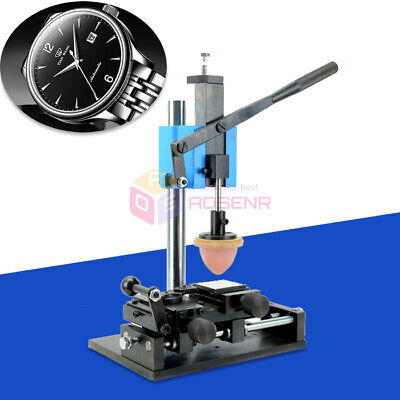 NEW Manual Watch Dial Pad Printing Machine Watch Dial Printer for sale  Shipping to United Kingdom