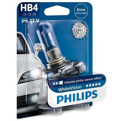 PHILIPS HB4 P22d WhiteVision 9006WHVB1 Scheinwerferlampe mit Xenon-Effekt Single