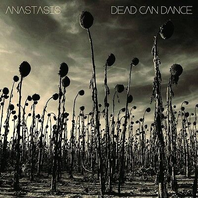 DEAD CAN DANCE Anastasis - 2LP / Green Vinyl - Limited 1500 - RSD 2016 + Code