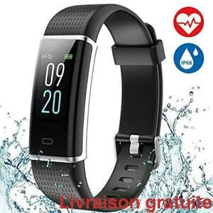 Smart Bracelet avec 14 modes / Sport tracker  Fitness tracker watch